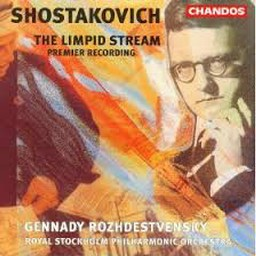 The Limpid Stream, Op. 39: Act I: Presto