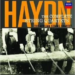 String Quartet In C Major, Hob. Lll:77 (Op.76 No.3 - Emperor) - 3. Menuetto (Allegro)