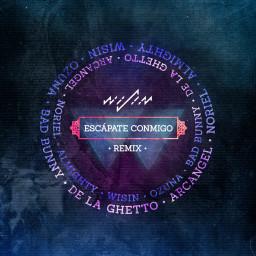Escápate Conmigo (Remix)