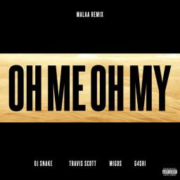 Oh Me Oh My (Malaa Remix)