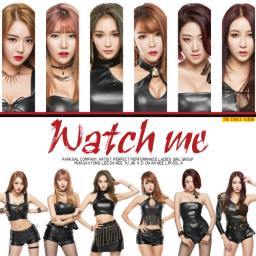 Watch Me (Inst.)