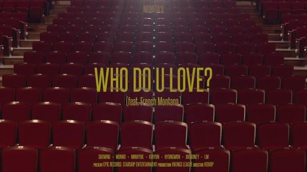 WHO DO U LOVE?