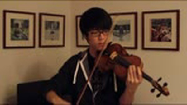 A Thousand Years (Violin Christina Perri Cover)