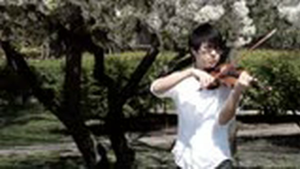 The Moon That Embraces The Sun - Back In Time (Violin Cover)
