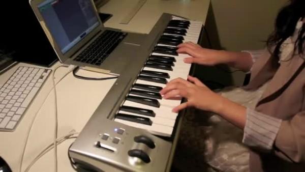 She Neva Knows (Piano Cover)