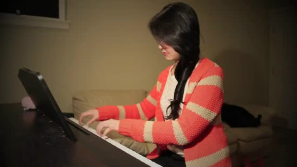 Anh Nhớ Em (Piano Cover)