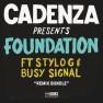 Foundation (Zed Bias Extra Vocal Dub Mix)