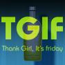 TGIF (Thank Girl, It's Friday!)