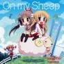 On my Sheep
