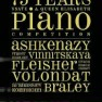 Piano Concerto No. 2 In F Minor, Op. 21 - Allegro Vivace