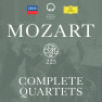 Mozart: String Quartet No.10 in C, K.170 - 1. Andante
