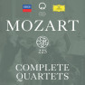 Mozart: String Quartet No.11 in E flat, K.171 - 2. Menuetto
