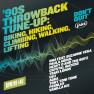 '90s Throwback Tune-Up: Biking, Hiking, Climbing, Walking, Lifting  (BPM 99-140) (Continuous Mix)