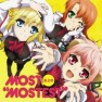 MOST Ijou no 'MOSTEST' (Eco, Silvia, Rebecca Ver.)